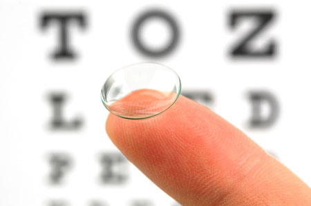 Contact Lenses For College Students