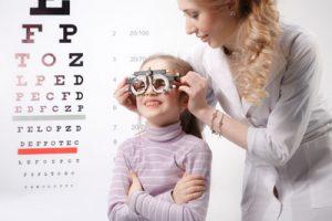 We Make An Eye Exam Fun For Kids